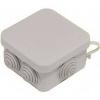 Коробка распределительная 85x85х40 наружная IP55