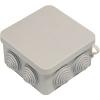 Коробка распределительная 100x100х50 наружная IP55