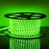 Светодиодная лента зеленая 220В