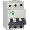 Автоматический выключатель 3п C16 Schneider Electric Easy9